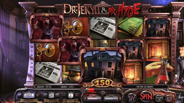 Бонусная игра Dr. Jekyll And Mr. Hyde 10