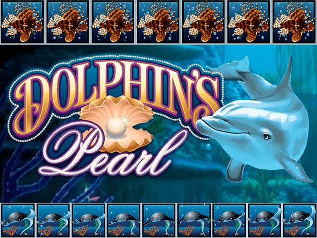 Жемчужина Дельфина: онлайн игровой слот от бренда Novomatic