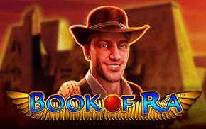 Книга Ра: игровой автомат от компании Novomatic