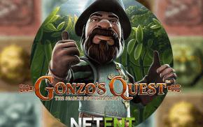 Игровой слот в приключенческой тематике Gonzo's Quest
