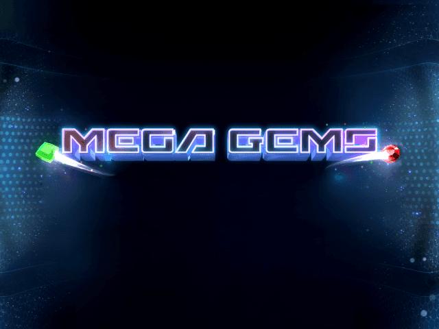 Виртуальный аппарат с большими выигрышами - Mega Gems