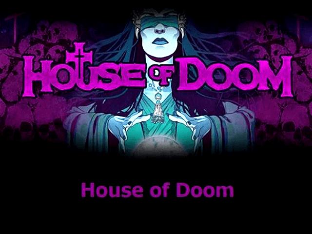 Играть онлайн в азартный автомат House Of Doom